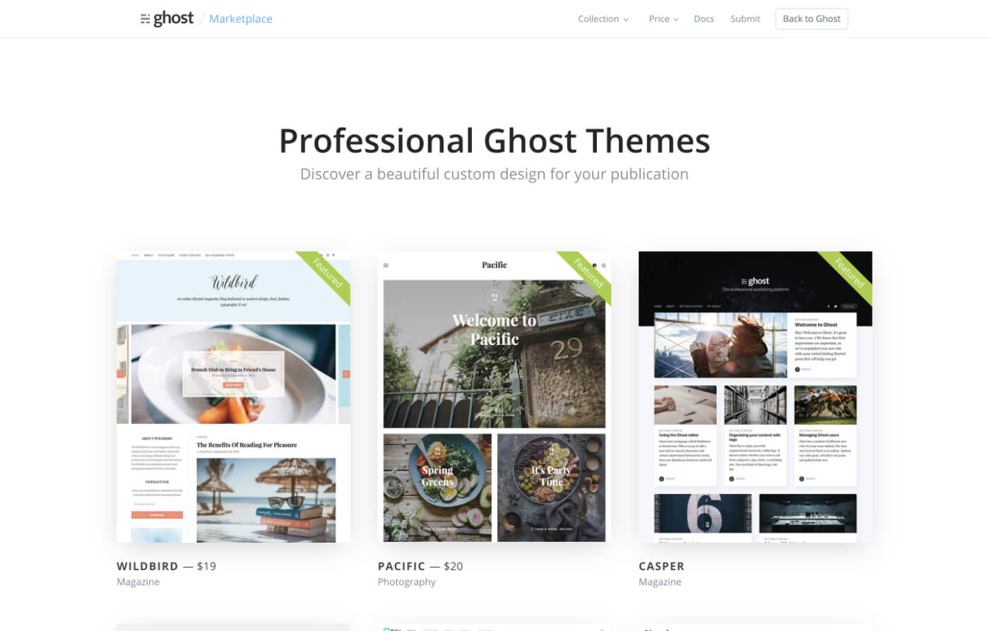 Creating a custom theme