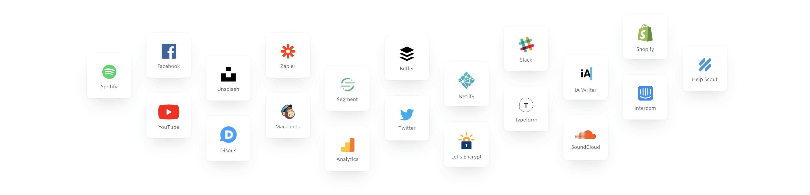 Apps & integrations